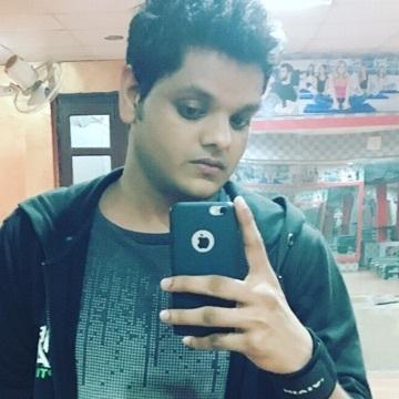 Abhishek Bansal, 27, Jaipur, India