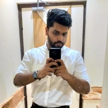 Vivek, 27, Mumbai, India