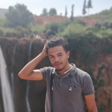 Ábdelghaffar, 22, Agadir, Morocco