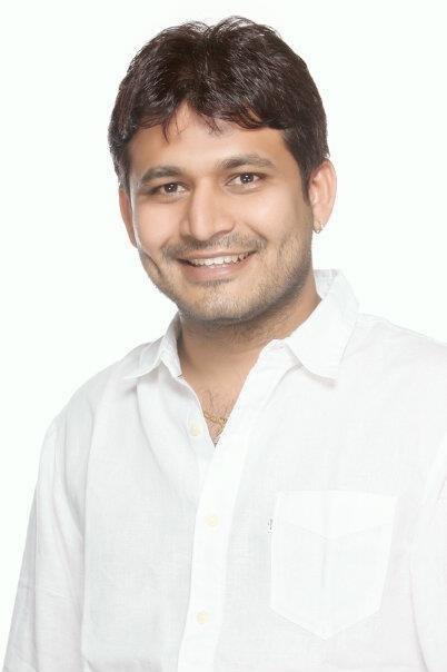 Pradhumansinh Chavda Lal, 34, Mumbai, India