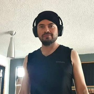 Carlos Vilchis, 33, Mexico, Mexico
