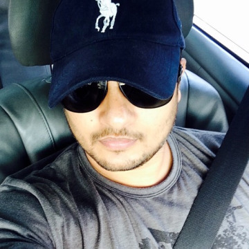 Raj Regmi, 34, Singapore, Singapore