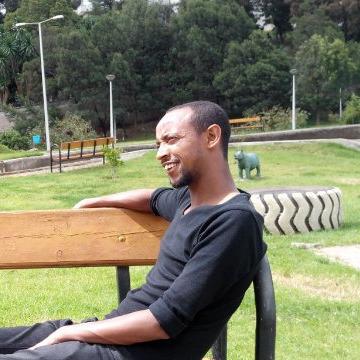Hailu Getachew, 35, Addis Abeba, Ethiopia
