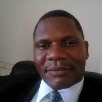 Jotham Nyaungwa, 44, Walvis Bay, Namibia
