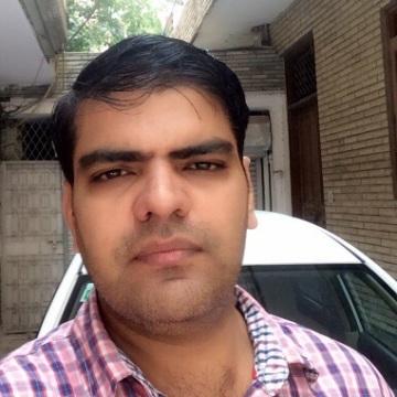 Qadeem Khan, 37, New Delhi, India