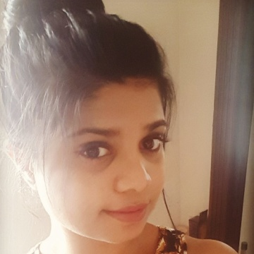 natasha nair, 32, Hyderabad, India