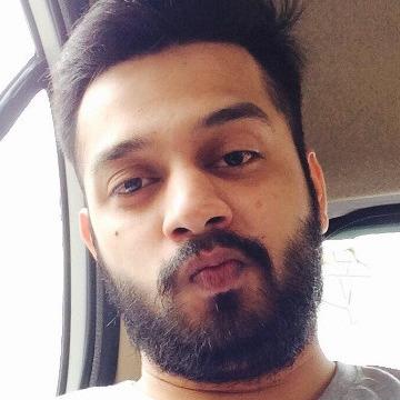 Prasad More, 28, Pune, India