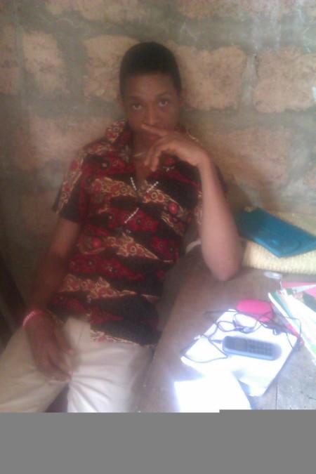 Mathias K.J.G. Adzakor, 29, Tema, Ghana