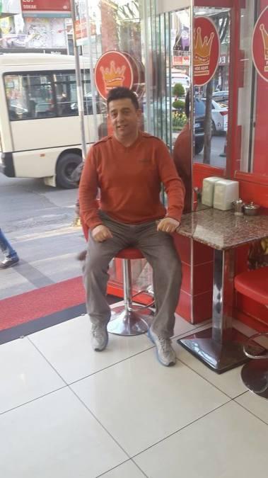 ilhan güleç, 37, Istanbul, Turkey