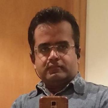 Shafquat Memon, 35, Hyderabad, Pakistan