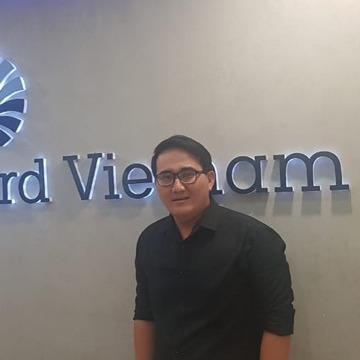 Thanh Tùng, 34, Ho Chi Minh City, Vietnam