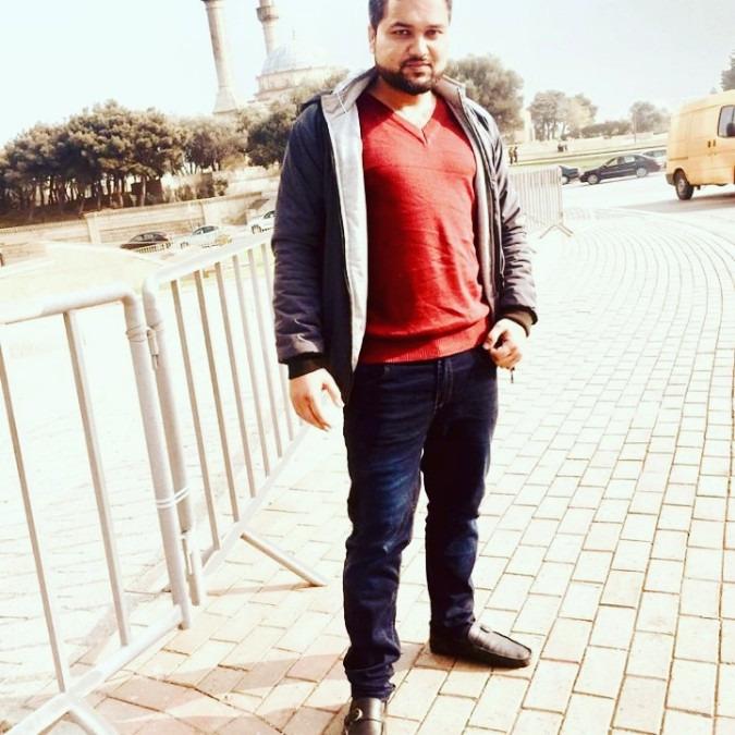 Luqman khan, 29, Islamabad, Pakistan