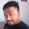 Denzil Robinson, 35, New Delhi, India