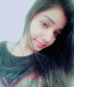 Hanshika Chaudhary, 24, Ghaziabad, India
