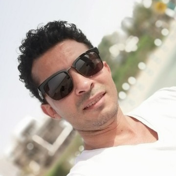 Mohamed Ahmed, 37, Dubai, United Arab Emirates
