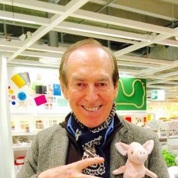 Jean-Francois Lamy, 55, Corsier, Switzerland