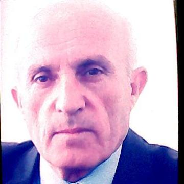Murat Yılmaz, 61, Adana, Turkey