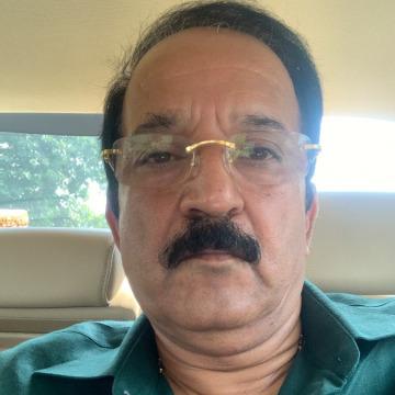 Rakesh Uppal, 52, Dubai, India