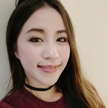 Pui Puimoon Meaungmool, 33, Bangkok, Thailand