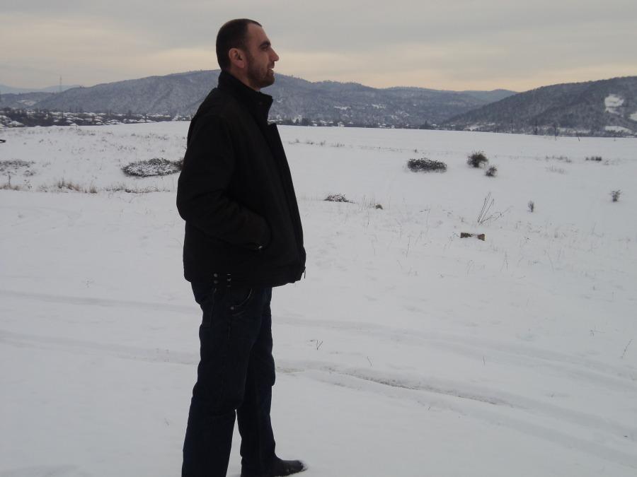 Natiq Zeynalov, 43, Baku, Azerbaijan