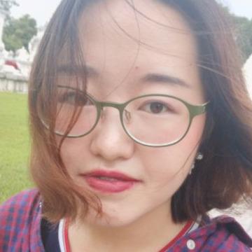Zhao Chengcheng, 24, Chiang Mai, Thailand