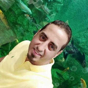 Shref Hassan, 36, Cairo, Egypt