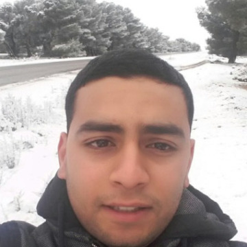 Ibrahim Hamdi, 26, Alameda, United States