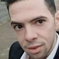 Gamal Hamdy, 31, Almaty, Kazakhstan