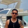 Arif Adam, 27, Jakarta, Indonesia