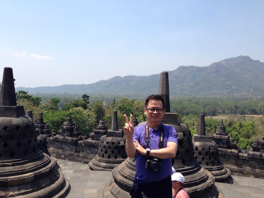 Denny Teja, 44, Palembang, Indonesia