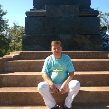 Seva Korablev, 50, Odesa, Ukraine