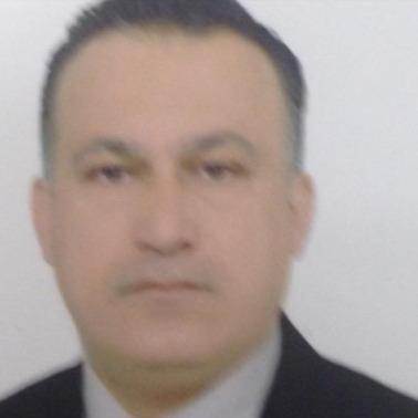 حيدر الحيدري, 51, Baghdad, Iraq