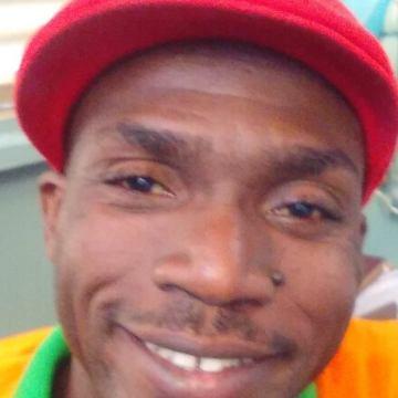 Wesly Colas, 44, Port-au-Prince, Haiti