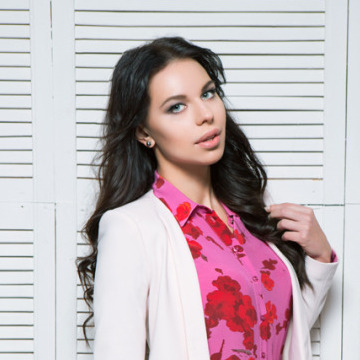MARIA, 24, Moscow, Russian Federation