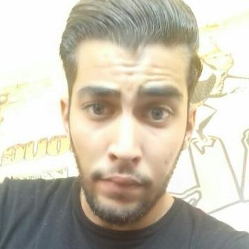 Zaki Barca, 25, Tlemcen, Algeria