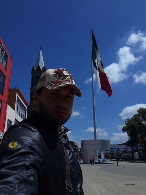 Deivid, 37, Mexico, Mexico