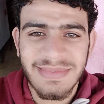 Eslam Mousa, 26, Cairo, Egypt