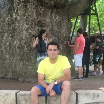 Mahmoud, 32, Cairo, Egypt