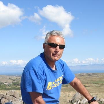 Andranik Vardanjan, 64, Yerevan, Armenia
