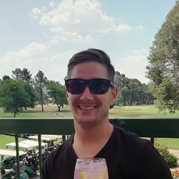 Burger Olivier, 31, Secunda, South Africa
