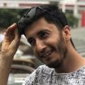 Mehmet Can Gözmek, 23, Istanbul, Turkey