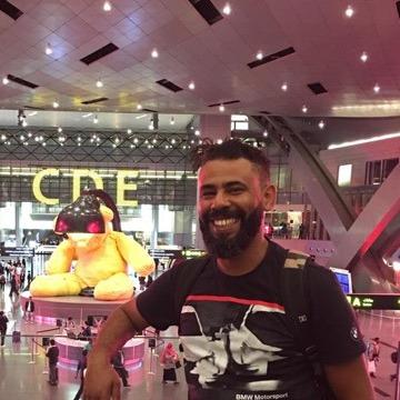 Bilal, 34, Doha, Qatar