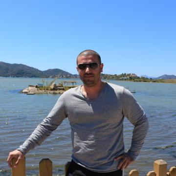 Kyros, 37, Antalya, Turkey