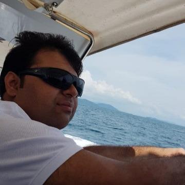 Umair Jahangir, 31, Lahore, Pakistan