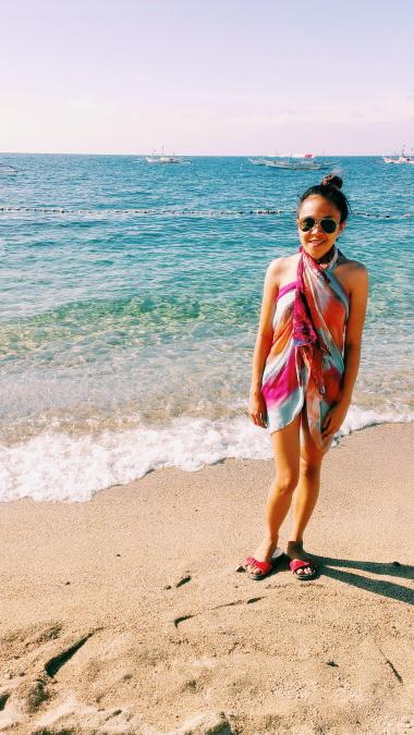 Enobio Maureen, 27, Taguig, Philippines