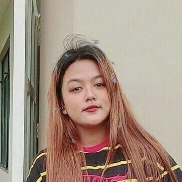 Marielle De Guzman Algabre, 18, Singapore, Singapore