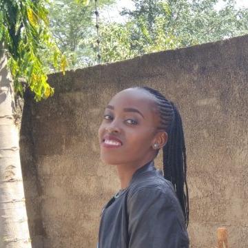 shekaina, 26, Lusaka, Zambia