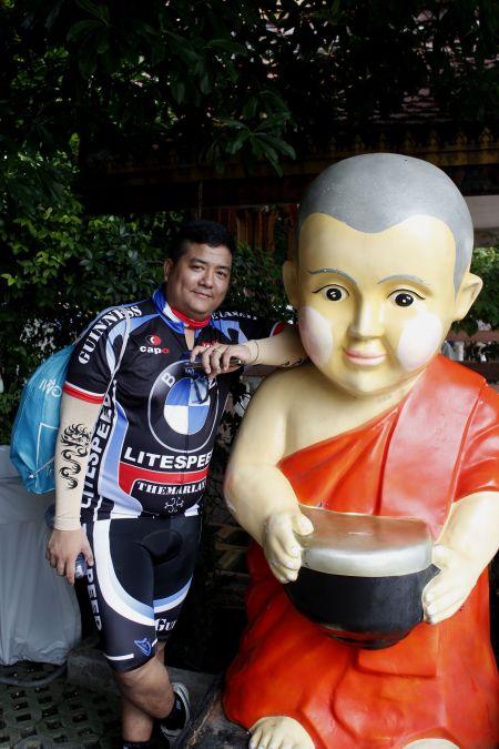 Sakphanich, 33, Bangkok, Thailand