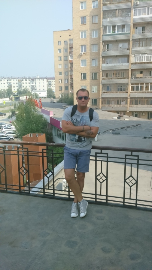 Pavel Kucherov, 47, Moscow, Russian Federation