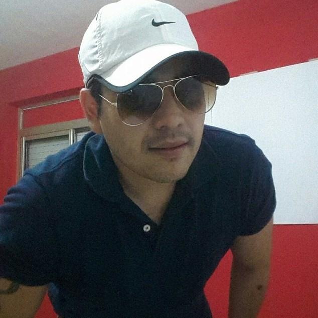 Gustavo Juarez, 35, Buenos Aires, Argentina
